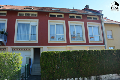 APPARTEMENT EN DUPLEX DE 6 PIECES AVEC GARAGE BELFORT