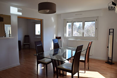 APPARTEMENT T4 85 M² +ASCENSEUR + DOUBLE GARAGE MONTBELIARD